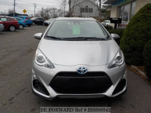 Used 2017 TOYOTA PRIUS BH608542 for Sale