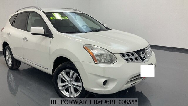 Used 2013 NISSAN ROGUE BH608555 for Sale