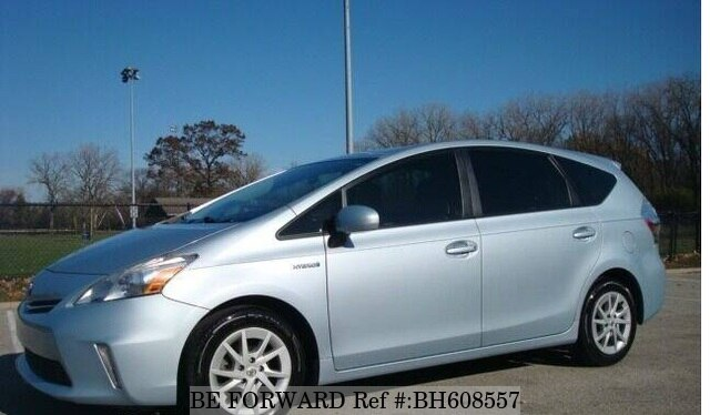 Used 2012 TOYOTA PRIUS BH608557 for Sale