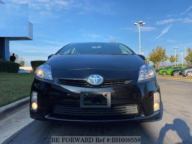 Used 2011 TOYOTA PRIUS BH608558 for Sale
