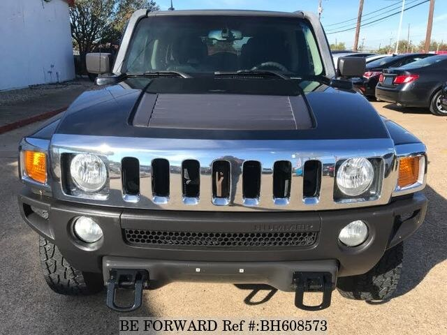 Used 2006 HUMMER H3 BH608573 for Sale
