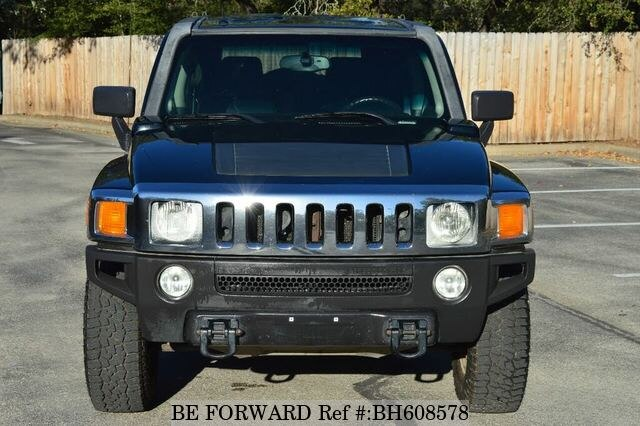 Used 2006 HUMMER H3 BH608578 for Sale