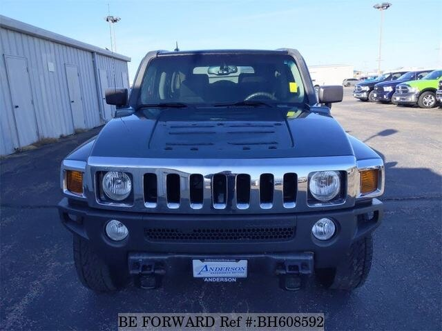 Used 2007 HUMMER H3 BH608592 for Sale