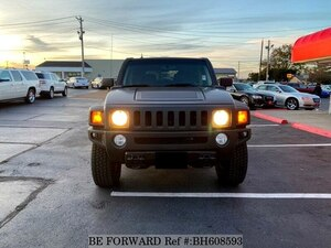 Used 2008 HUMMER H3 BH608593 for Sale