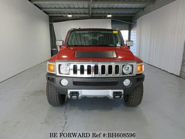 Used 2008 HUMMER H3 BH608596 for Sale