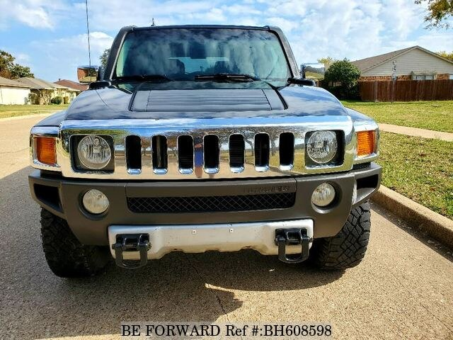 Used 2009 HUMMER H3 BH608598 for Sale
