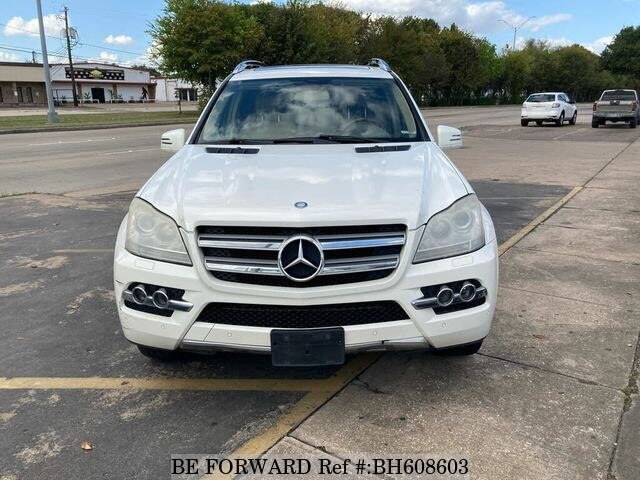 Used 2011 MERCEDES-BENZ GL-CLASS BH608603 for Sale