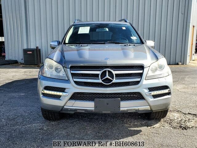 Used 2010 MERCEDES-BENZ GL-CLASS BH608613 for Sale