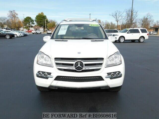 Used 2010 MERCEDES-BENZ GL-CLASS BH608616 for Sale
