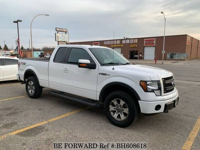 Used 2014 FORD F150 BH608618 for Sale