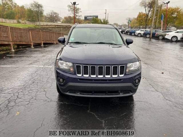 Used 2017 JEEP COMPASS BH608619 for Sale