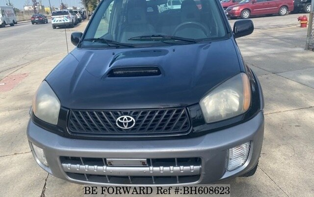 Used 2003 TOYOTA RAV4 BH608623 for Sale