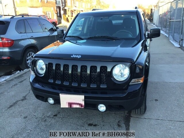 Used 2015 JEEP PATRIOT BH608628 for Sale