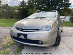 Used 2008 TOYOTA PRIUS BH608632 for Sale