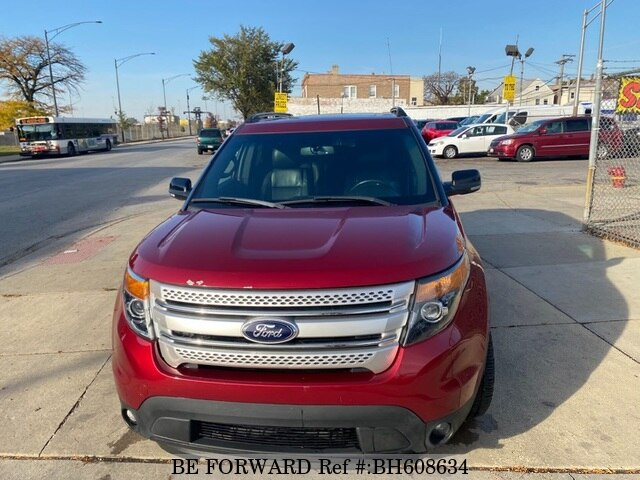 Used 2013 FORD EXPLORER BH608634 for Sale