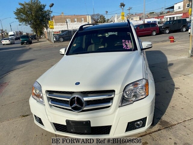 Used 2012 MERCEDES-BENZ GLK-CLASS BH608636 for Sale