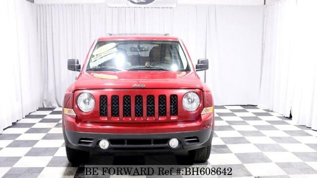 Used 2015 JEEP PATRIOT BH608642 for Sale