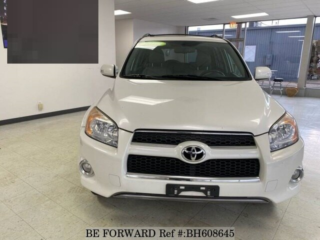 Used 2010 TOYOTA RAV4 BH608645 for Sale