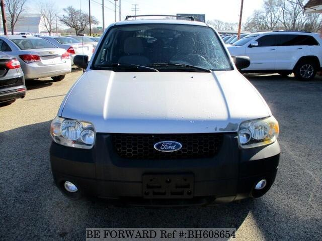 Used 2007 FORD ESCAPE BH608654 for Sale