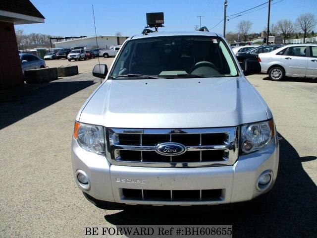 Used 2011 FORD ESCAPE BH608655 for Sale