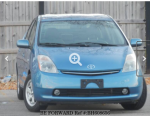 Used 2008 TOYOTA PRIUS BH608656 for Sale