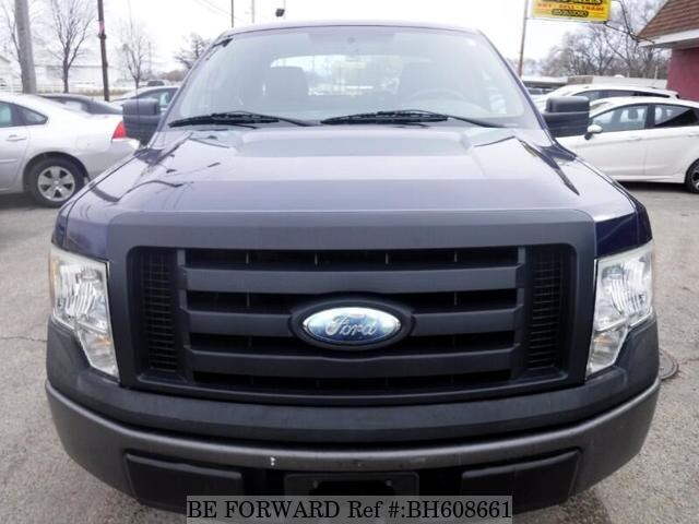 Used 2009 FORD F150 BH608661 for Sale