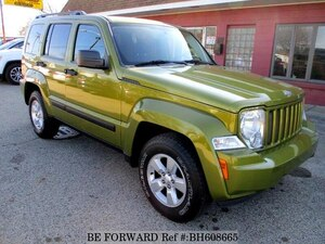 Used 2012 JEEP LIBERTY BH608665 for Sale