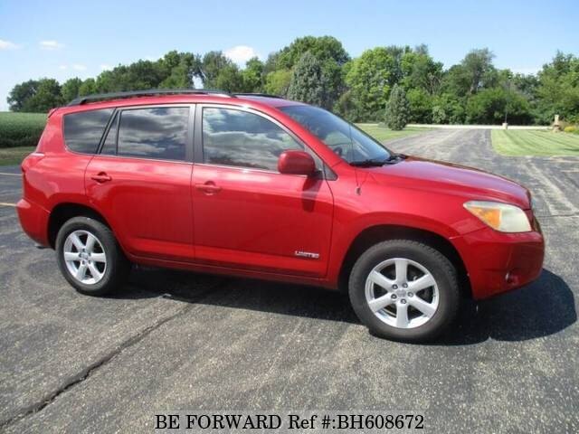 Used 2006 TOYOTA RAV4 BH608672 for Sale