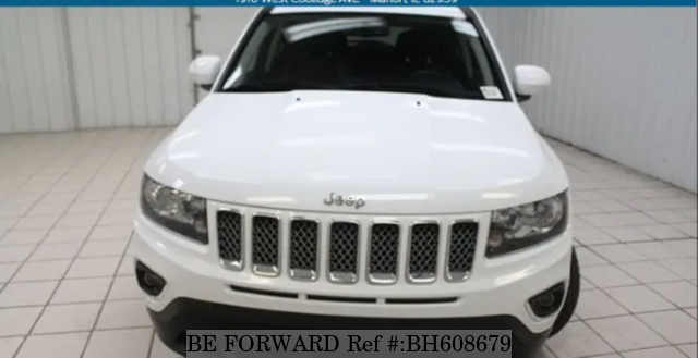 Used 2017 JEEP COMPASS BH608679 for Sale
