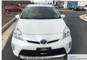 Used 2013 TOYOTA PRIUS BH608681 for Sale