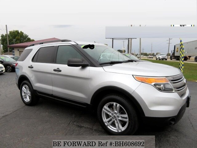 Used 2013 FORD EXPLORER BH608692 for Sale
