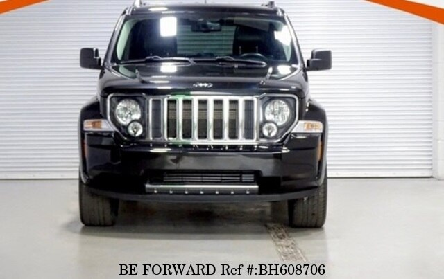 Used 2012 JEEP LIBERTY BH608706 for Sale