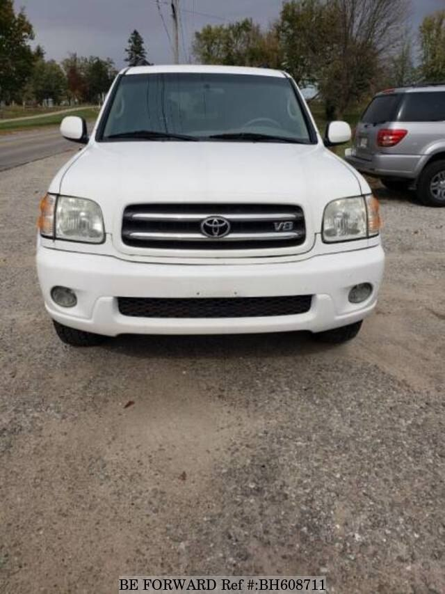Used 2003 TOYOTA SEQUOIA BH608711 for Sale