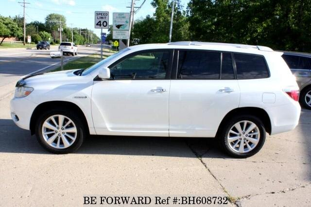 Used 2009 TOYOTA HIGHLANDER BH608732 for Sale