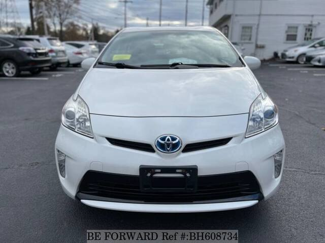 Used 2013 TOYOTA PRIUS BH608734 for Sale