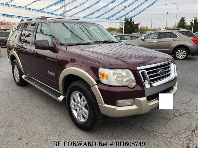 Used 2006 FORD EXPLORER BH608749 for Sale