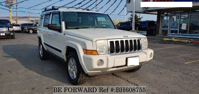 Used 2007 Jeep Commander Sport For Sale Bh608755 Be Forward