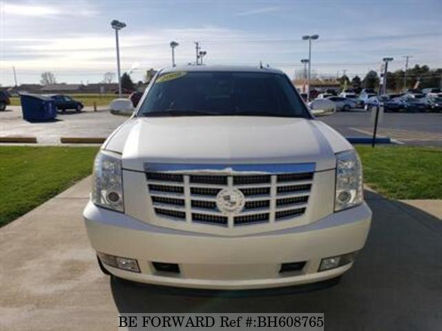 Used 2008 CADILLAC ESCALADE BH608765 for Sale