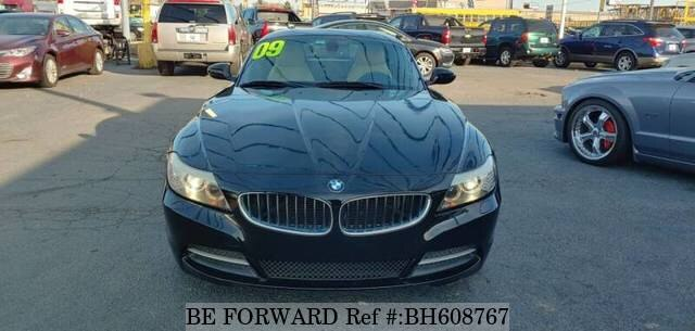 Used 2009 BMW Z4 BH608767 for Sale