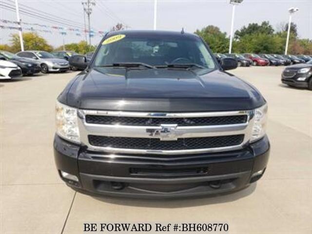 Used 2009 CHEVROLET SILVERADO BH608770 for Sale