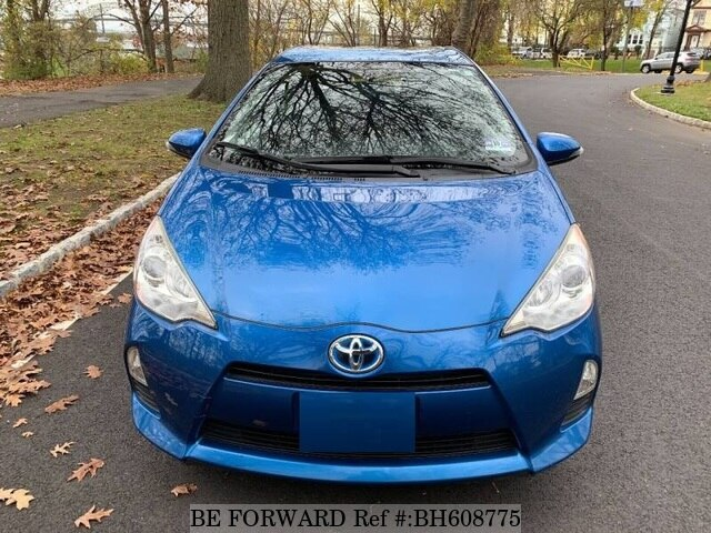 Used 2014 TOYOTA PRIUS C BH608775 for Sale