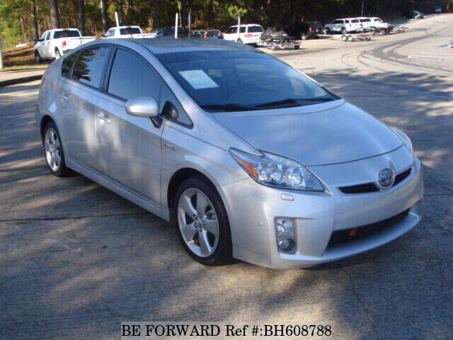 Used 2010 TOYOTA PRIUS BH608788 for Sale