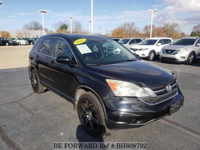 Used 2010 HONDA CR-V BH608792 for Sale