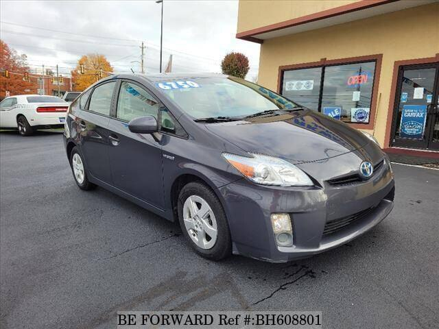 Used 2010 TOYOTA PRIUS BH608801 for Sale