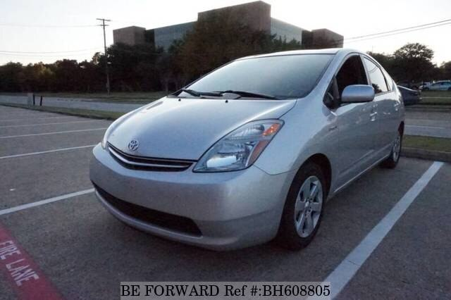 Used 2009 TOYOTA PRIUS BH608805 for Sale
