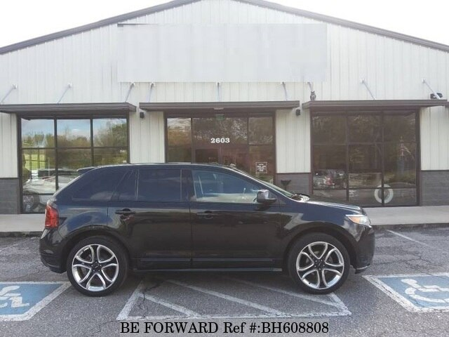 Used 2011 FORD EDGE BH608808 for Sale