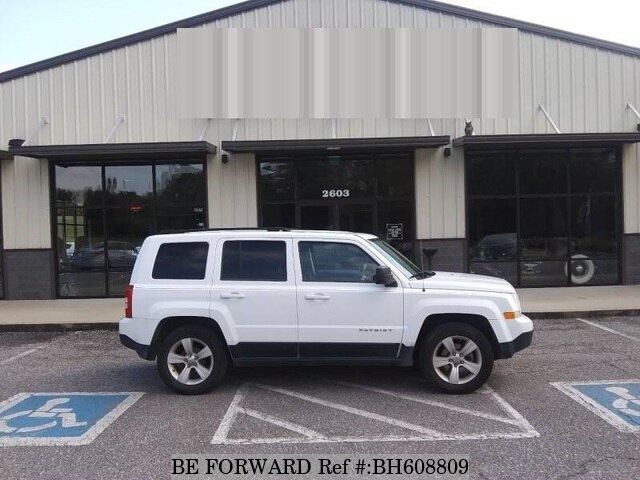 Used 2012 JEEP PATRIOT BH608809 for Sale