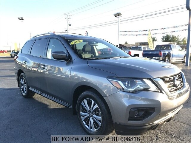 Used 2018 NISSAN PATHFINDER BH608818 for Sale