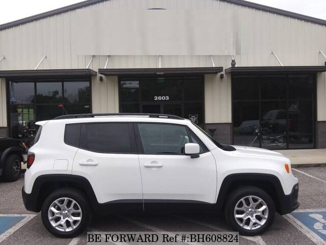 Used 2017 JEEP RENEGADE BH608824 for Sale