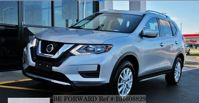 Used 2017 NISSAN ROGUE BH608829 for Sale